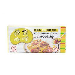 Curry japones suave (KONG YEN) (tabletas)  125g