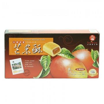 Galleta Mango (QIOFU) 200g