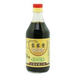 Salsa soja sin gluten (JIA JIA SHAN) 500 ml
