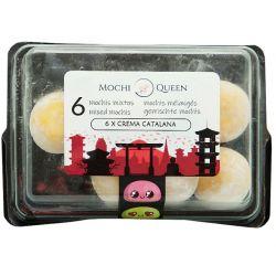 Mochi crema catalana (MOCHI QUEEN) (6un)