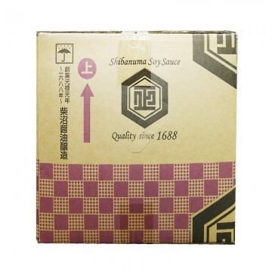 Salsa soja japonesa (SHIBANUMA) 18lt