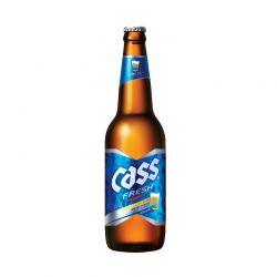 Cerveza (CASS) 355ml (Alc.4,5% )