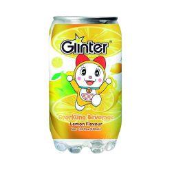 Bebida gaseosa con sabor de limon (GLINTER). 350ml
