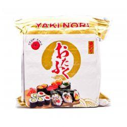 Algas Nori sushi Gold...