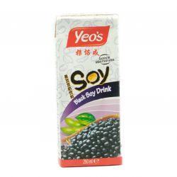 Bebida soja negro (YEOS) 250ml