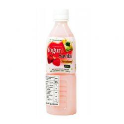Bebida de Aloe Vera y fresa (YOGO). 500 ml
