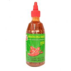 Salsa Sriracha medium (Cock) 490g