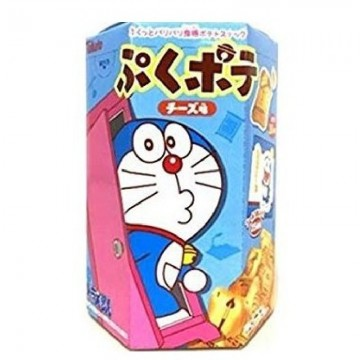 DORAEMON pukupote cheese snacks 20g