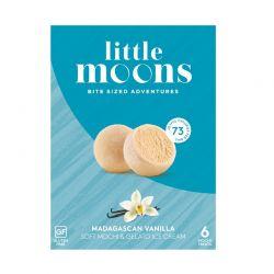 Mochi con helado de vainilla (LITTLE MOONS). 192 g