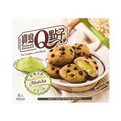 Galleta rellena mochi te verde (TAIWAN DESSERT) 160g