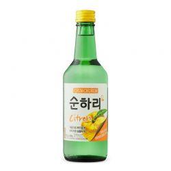 Vino arroz melocoton (SOJU) 360ml Korea (Alc.12%)