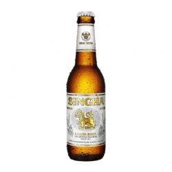 Cerveza SINGHA. 330 ml...
