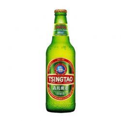 Cerveza TSINGTAO. 333 ml China