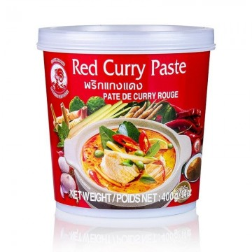 Pasta curry rojo (COCK). 400 g
