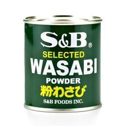 Imagén: Wasabi en polvo  (S&B). 30 g