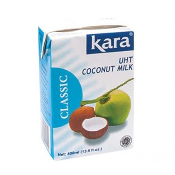 EXTRACTO de coco salado para cocinar (KARA) 400ml