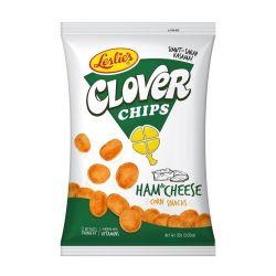 Chips sabor  jamón y queso...