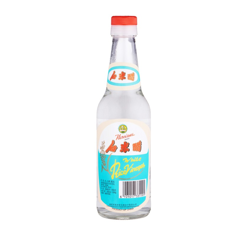 Vinagre de arroz blanco (NARCISSUS) 250 ml