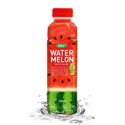 Bebida aloe vera sandia (OKF) 500ml