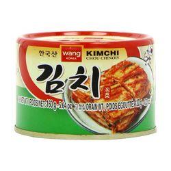Imagén: Kimchi en conserva (WANG). 160 g