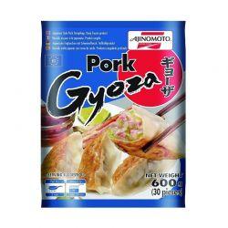 Gyoza de verduras y cerdo (Ajinomoto) 600g  30pzs