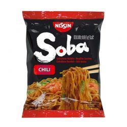 Yakisoba instantáneo Chili (NISSIN)  108 g