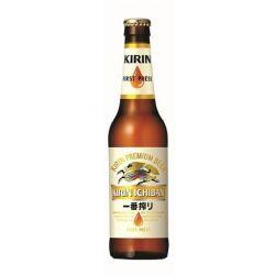 Cerveza KIRIN ICHIBAN. 330 ml