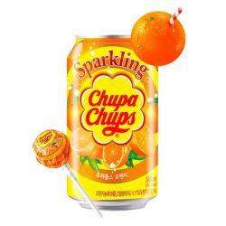 Bebida soda naranja CHUPA CHUPS 345ml