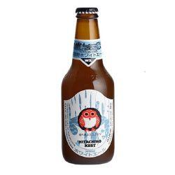 Cerveza Japonesa white ale (HITACHINO) 330ml. Alc.5.5%.