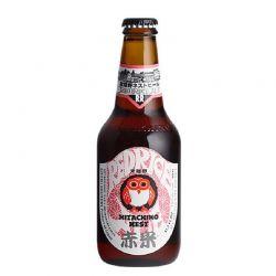 Cerveza Japonesa Red rice (HITACHINO) 330ml. Alc.7%.