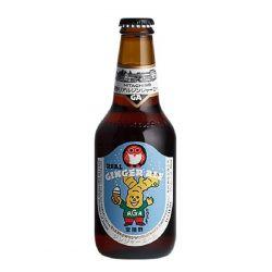 Cerveza Japonesa Ginger ale (HITACHINO) 330ml. Alc.8%.