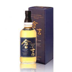 Whisky japonés pure malt (KURAYOSHI) 8 año (Alc.43%) 70cl