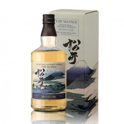 "Whisky japonés single malt "" MIZUNARA CASK"" (MATSUI) (Alc.48%) 70cl"