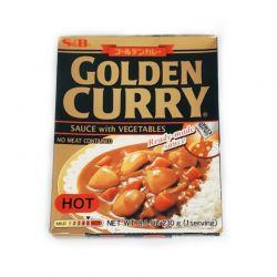 Pasta curry picante (S&B) 230g
