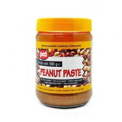 Crema de cacahuete TAPA AMARILLA (PCD) 500g