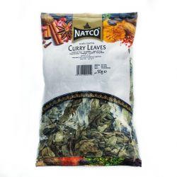 Imagén: Hojas de Curry (NATCO) 50g