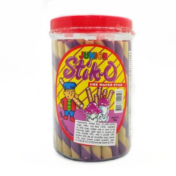 Galleta stick-o s/ube 380g