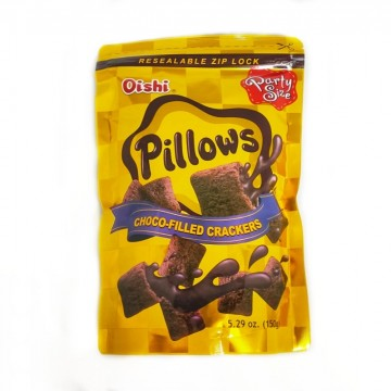 Chips choco pillows (OISHI)...