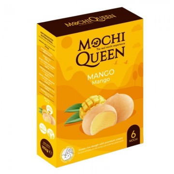 Mochi DELUX mango (MOCHI QUEEN) (6un) 35g