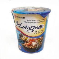 Noodles instantáneos oolongmen sabor marisco (Nongshim) 75g