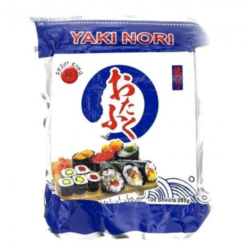 Imagén: Alga Nori sushi (SK). 100 hojas