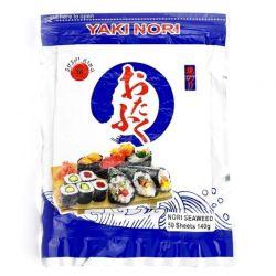 Imagén: Alga yaki nori sushi 50 Hojas Silver (SUSHI KING) 140g