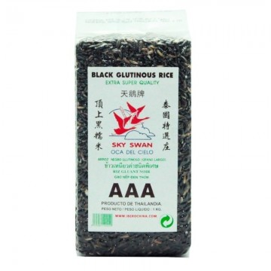 Arroz glutinoso negro  (SKY SWAN) 1 kg