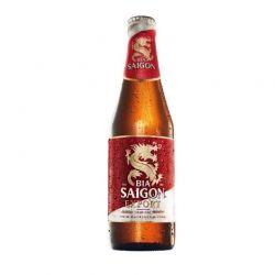 Cerveza SAIGON. 330 ml Vietnamita