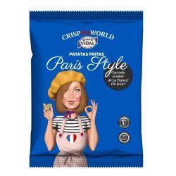 Patatas fritas PARIS STYLE (CRISP THE WORLD) 35g