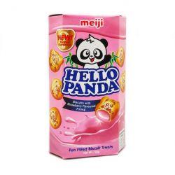 Hello panda fresa (MEIJI) 50g