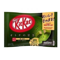 Kitkat te matcha Doble (Nestle) 128g