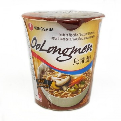 Noodles instantáneos oolongmen ternera (NONGSHIM) 75g