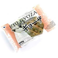 Imagén: Gyoza de gambas y verduras (EBI & NIRA). 20 uds 500g