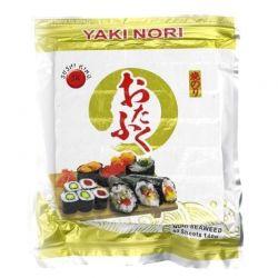 Imagén: Alga yaki nori sushi 50 Hojas Gold (SUSHI KING) 140g